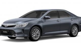 Những điểm thay đổi trên Toyota Camry 2016