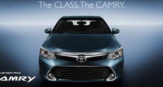 Toyota Camry 2.0E