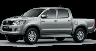 Toyota Hilux 3.0G MT