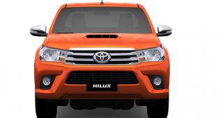 Toyota Hilux 2.5E MT
