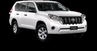 Toyota Land Cruiser Prado 2.7 TXL