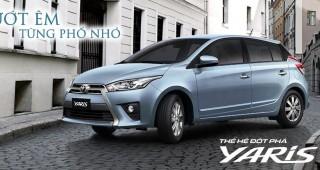 Toyota Yaris 1.3E