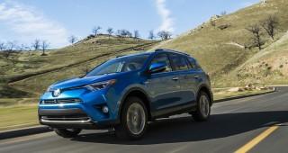 Toyota RAV4 2016 – Thiết kế ấn tượng,Công nghệ hiện đại.