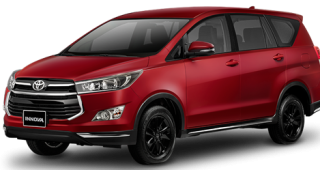 Toyota Innova 2.0G Venturer