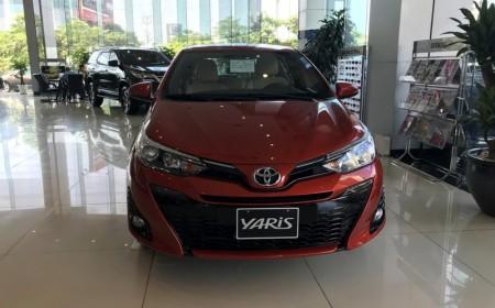 Toyota Yaris 1.5G Hatchback
